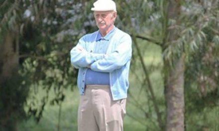 Golfista colombo-argentino, Miguel J. Salas, falleció en la ciudad de Bogotá