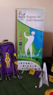 Jhonny Vegas conversó con la prensa venezolana en la Rueda de Prensa del Regreso del Golf Olímpico