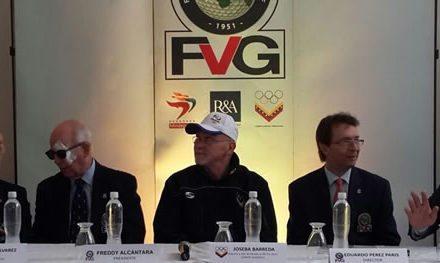 Jhonny Vegas conversó con la prensa venezolana