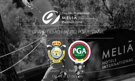 Lanzamiento de la web del Gran Premio Madrid – PGA