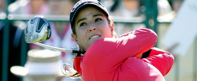 Maria José Uribe top 20en el ShopRite LPGA Classic