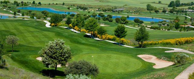 Seis ganadores españoles en el Gran Premio Madrid – PGA en el Club de Golf Retamares