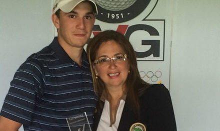 Simón Maury fue el mandamás en el Torneo Amateur de la FVG