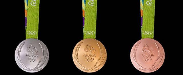 Algunos secretos de las medallas de Río 2016