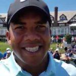 Video, conversando con Jhonny Vegas en el PGA Championship