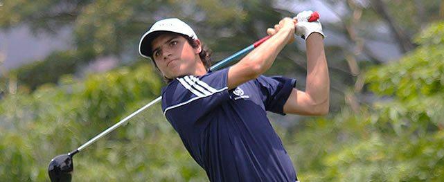 El argentino Mateo Fernández, el de mejor inicio en el The Junior Open Championship en Escocia