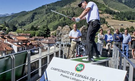 El Campeonato de España de la PGA de nuevo en Santa Marina