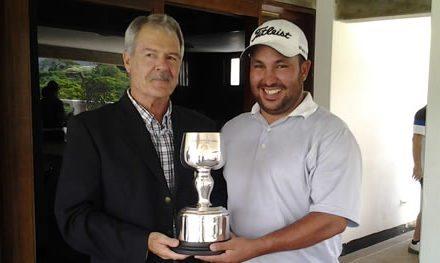 Ezequiel Prietoes el nuevo Campeón Mid Amateur de Venezuela