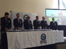 FVG reconoció el mérito de personas ligadas al golf
