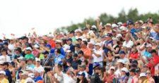 Público del Canadian Open en Ontario (cortesía Vaughn Ridley)