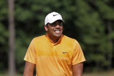 Jhonattan Vegas en Barbason Championship (cortesía golfweek.com)