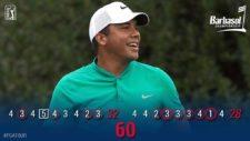 Jhonattan Vegas y mágico score de 60 (cortesía twitter.com)