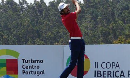 Los jugadores portugueses dominan la II Copa Ibérica en Guardia Bom Sucesso Golf, Lisboa