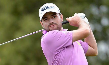 Marcelo Rozo lidera Abierto del Club Militar de Golf