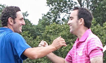 """Mikel Galdós: """"Le regalo la Copa a mi madre, que hoy es su cumpleaños"""""""