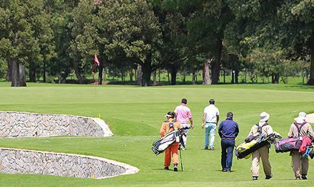 Regresa el Abierto Copa Club Militar del Golf