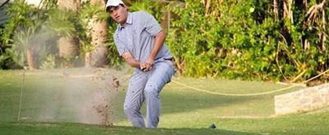 Treinta y seis golfistas jugarán en el nacional MID amateur