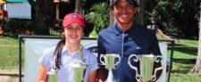 Valentina Gilly ganó por cuarta vez consecutiva el Nacional Juvenil de Golf