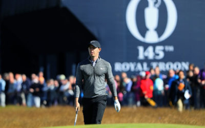 145 The Open en Royal Troon, Escocia