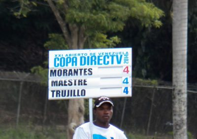 Cierre XXXI Abierto de Venezuela
