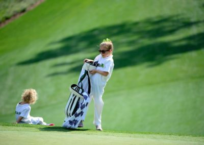 3er día de práctica Masters 2015 (cortesía © Augusta National 2015)