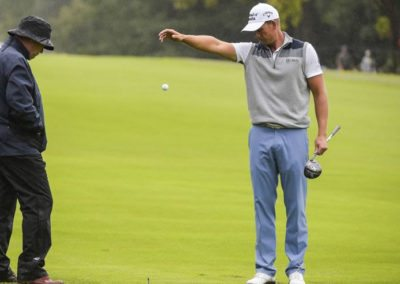 3ra ronda PGA Tour Championship 2015 (cortesía USA TODAY Sports & The PGA of America)