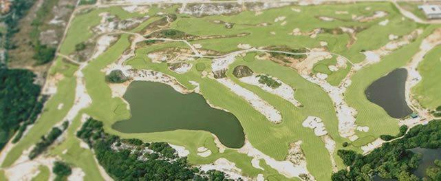 A pocos días del regreso oficial del golf a los Juegos Olímpicos