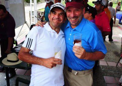 Amigos por el Golf