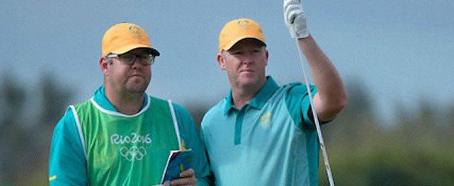 Australiano Fraser marca el ritmo del Golf Olímpico