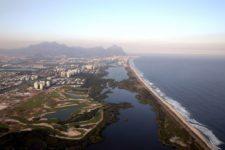 Cancha del Golf Olímpico recibe certificado ambiental (cortesía golfpunkhq.com)