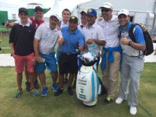 El Golf se gana el Olimpo