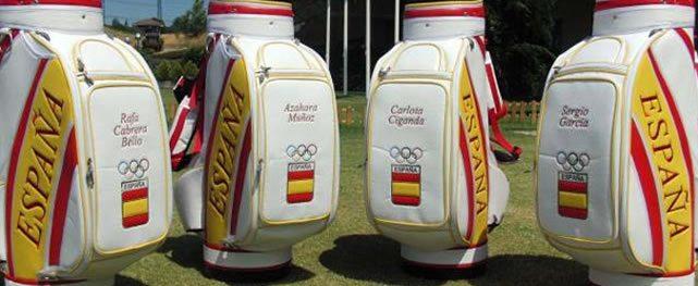 El golf siempre ha estado cerca de los juegos