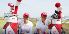 Canadienses del Golf Olímpico Femenino (cortesía LPGA-IGF-GettyImages)