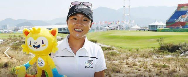 En Río brillará el Golf Olímpico de Damas