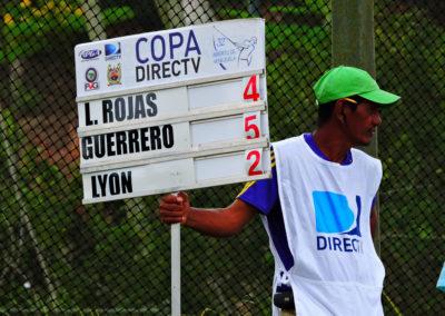 Final 32º Abierto de Venezuela Copa DIRECTV