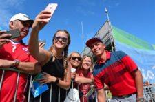 Rickie Fowler (cortesía Chris Condon / PGA TOUR/IGF)