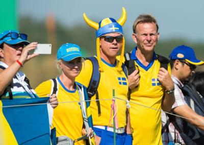 Fnas de Suecia (cortesía Tristan Jones/IGF)