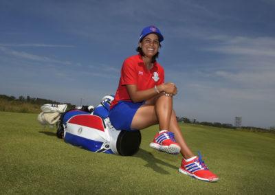 Julieta Granado (cortesía Stan Badz/PGA TOUR/IGF)