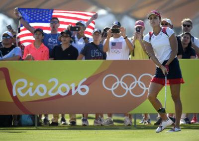 Lexi Thompson (cortesía Stan Badz/PGA TOUR/IGF)