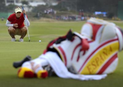 Azahara Muñoz de España (cortesía Stan Badz/PGA TOUR/IGF)