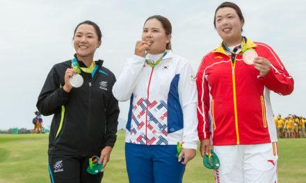 Galería Golf Olímpico femenino Río 2016