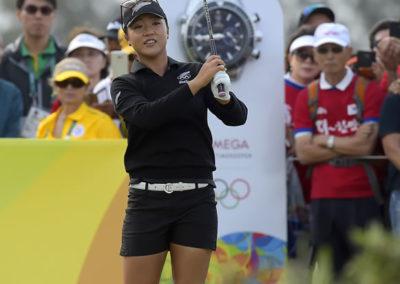 Lydia Ko de New Zelanda (cortesía Stan Badz/PGA TOUR/IGF)