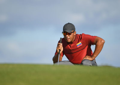 Jhonnatan Vegas (Photo by Chris Condon/PGA TOUR/IGF)