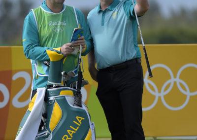 Marcus Fraser (Photo Stan Badz/PGA TOUR/IGF)