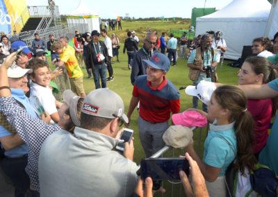 Rickie Fowler (Photo by Stan Badz/PGA TOUR/IGF)