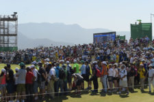 Fans disfrutando el torneo (Photo by Stan Badz/PGA TOUR/IGF)