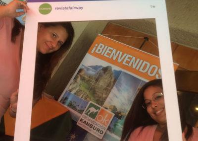 Galería de Instagram en el marco del Abierto Sambil