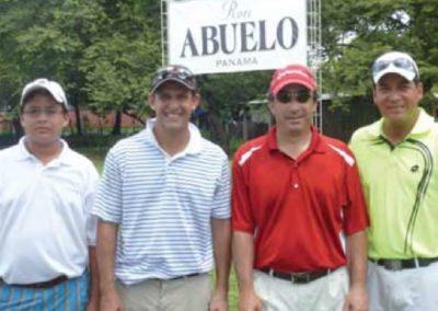 Imágenes del Torneo Ron Abuelo