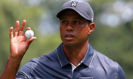 Increíble: Woods tiene mejores cuotas para ganar el Masters 2017 que jugadores como Grillo y Thomas