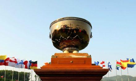 Jhonattan y Julio Vegas por Venezuela en la Copa Mundial de Golf